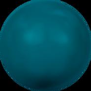 Swarovski Crystal Pearl 5811 - 16mm, Crystal Petrol Pearl (001 600), 25pcs