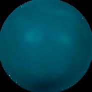 Swarovski Crystal Pearl 5817 - 16mm, Crystal Petrol Pearl (001 600), 100pcs
