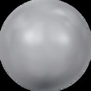 Swarovski Crystal Pearl 5817 - 16mm, Crystal Grey Pearl (001 731), 100pcs