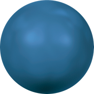 Swarovski Crystal Pearl 5817 - 8mm, Crystal Lapis Pearl (001 717), 250pcs