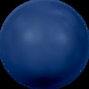 Swarovski Crystal Pearl 5818 - 10mm, Crystal Dark Lapis Pearl (001 719), 100pcs