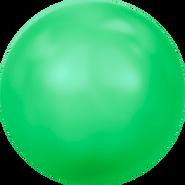 Swarovski Crystal Pearl 5818 - 12mm, Crystal Neon Green Pearl (001 771), 100pcs