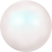 Swarovski Crystal Pearl 5818 - 3mm, Crystal Pearlescent White Pearl (969), 1000pcs