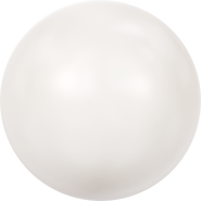 Swarovski Crystal Pearl 5818 - 4mm, Crystal White Pearl (001 650), 500pcs