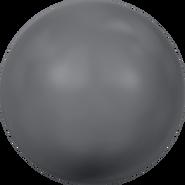 Swarovski Crystal Pearl 5818 - 6mm, Crystal Dark Grey Pearl (001 617), 500pcs