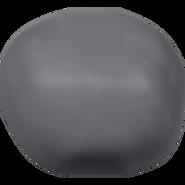 Swarovski Crystal Pearl 5840 - 10mm, Crystal Dark Grey Pearl (001 617), 100pcs