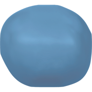Swarovski Crystal Pearl 5840 - 14mm, Crystal Lapis Pearl (001 717), 50pcs