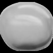 Swarovski Crystal Pearl 5840 - 14mm, Crystal Grey Pearl (001 731), 50pcs
