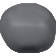 Swarovski Crystal Pearl 5840 - 8mm, Crystal Dark Grey Pearl (001 617), 250pcs