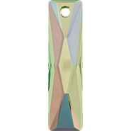 Swarovski Pendant 6465 - 25x7mm, Crystal Paradise Shine (001 PARSH), 36pcs