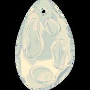 Swarovski Pendant 6730 - 18x11.5mm, White Opal (234), 24pcs