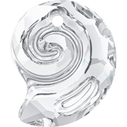 Swarovski Pendant 6731 - 28mm, Crystal (001), 8pcs