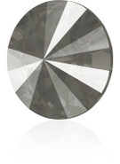 Swarovski Round Stone 1122 MM 12,0 CRYSTAL DKGREY_S, Unfoiled, 144pcs