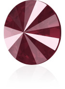 Swarovski Round Stone 1122 MM 14,0 CRYSTAL DKRED_S, 144pcs