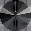 Swarovski 3015 MM 16,0 JET(2pcs)