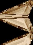 Swarovski Bead 5748 MM 12,0 CRYSTAL GOL.SHADOW(4pcs)