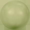 5810 MM 10,0 CRYSTAL LIGHT GREEN PEARL(50pcs)