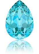 Swarovski Fancy Stone 4320 MM 14,0X 10,0 AQUAMARINE F(144pcs)