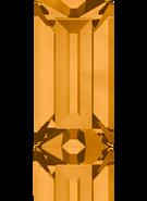 Swarovski 4501 MM 4,0X 2,0 TOPAZ F(720pcs)