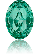 Swarovski 4128 MM 14,0X 10,0 EMERALD F(144pcs)