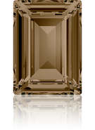 Swarovski Fancy Stone 4527 MM 18,0X 13,0 SMOKY QUARTZ F(72pcs)