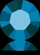 Swarovski 1028 PP 13 CRYSTAL MET.BLUE F(1440pcs)