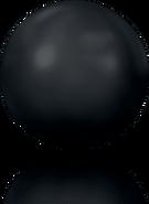 Swarovski Flat Back 2080/4 SS 34 JET M HF(144pcs)