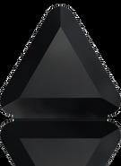 Swarovski Flat Back 2711 MM 6,0 JET M HF(360pcs)