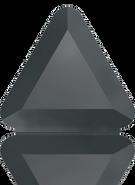 Swarovski Flat Back 2711 MM 6,0 JET HEMAT M HF(360pcs)