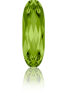 Swarovski Fancy Stone 4161 MM 21,0X 7,0 OLIVINE F(48pcs)