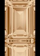Swarovski Fancy Stone 4527 MM 18,0X 13,0 CRYSTAL GOL.SHADOW F(72pcs)
