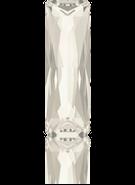 Swarovski Fancy Stone 4547 MM 21,0X 7,0 CRYSTAL SILVSHADE F(48pcs)