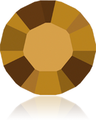 Swarovski 1028 PP 9 CRYSTAL DORADO F(1440pcs)