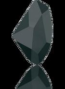 Swarovski Fancy Stone 4756 MM 27,0X 16,0 JET HEMAT(40pcs)
