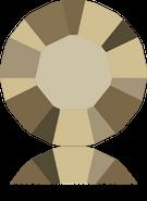 Swarovski 1028 PP 9 CRYSTAL METLGTGOLD F(1440pcs)
