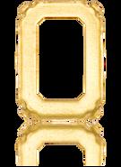 Swarovski Fancy Stone 4627/S MM 37,0X 25,5 1P00CZ(12pcs)