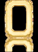 Swarovski Fancy Stone 4600/S MM 6,0X 4,0 1P00CZ(360pcs)