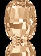 Swarovski Fancy Stone 4795 MM 28,0 CRYSTAL GOL.SHADOW F(24pcs)
