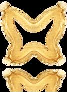 Swarovski Fancy Stone 4748/S MM 10,0 1P00CZ(288pcs)