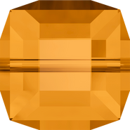 Swarovski Bead 5601 - 6mm, Topaz (203), 144pcs