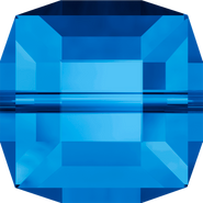Swarovski Bead 5601 - 8mm, Sapphire (206), 96pcs