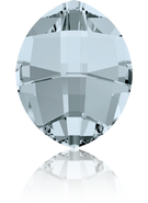 Swarovski Fancy Stone 4224 MM 14,0X 11,0 CRYSTAL BL.SHADE F(72pcs)