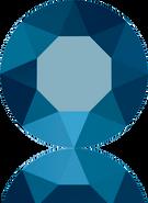 Swarovski 1088 PP 14 CRYSTAL MET.BLUE F(1440pcs)