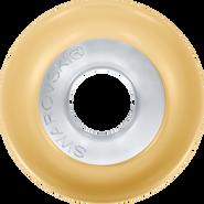 Swarovski Pearl 5890 MM 14,0 CRYSTAL GOLD.PRL STEEL(12pcs)