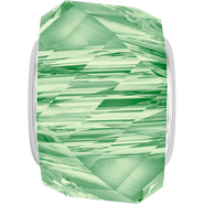 Swarovski 5928 MM 14,0 CHRYSOLITE STEEL(12pcs)