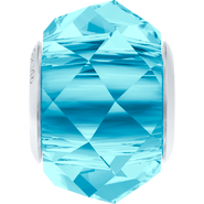 Swarovski 5948 MM 14,0 AQUAMARINE STEEL(12pcs)
