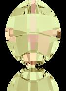 Swarovski Fancy Stone 4224 MM 10,0X 8,0 CRYSTAL LUMINGREEN F(144pcs)