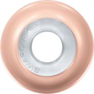 Swarovski 5890 MM 14,0 CRYSTAL ROGOPEARL STEEL(12pcs)