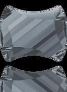 Swarovski 2540 MM 12,0X 9,5 CRYSTAL SILVNIGHT F(96pcs)