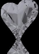 Swarovski Fancy Stone 4809 MM 27,0X 25,0 CRYSTAL SILVNIGHT(16pcs)